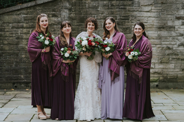 Averie and Bled fall wedding