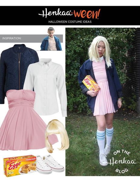 what do you think of this eleven costume check out the rest of our henkaaween series at this link or follow our halloween pinterest board for year round