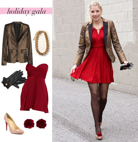 Holiday Outfits For Women The Must Have Dress For The Holidays Henkaa