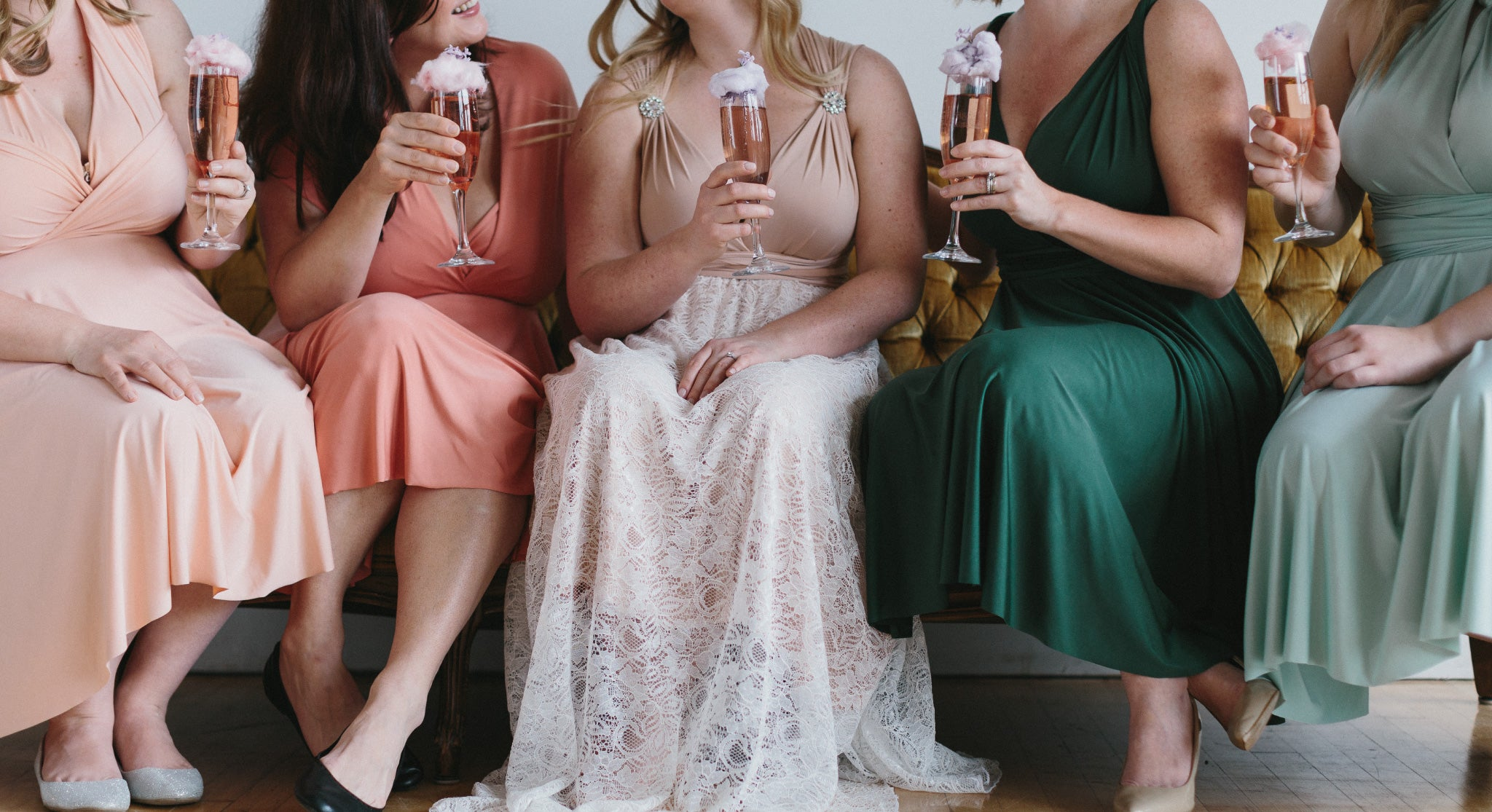 Win Your Bridesmaids Dresses