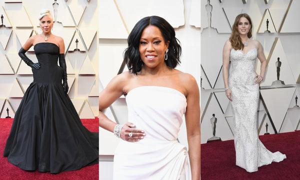 Oscars 2019 Red Carpet Trends Jewellery
