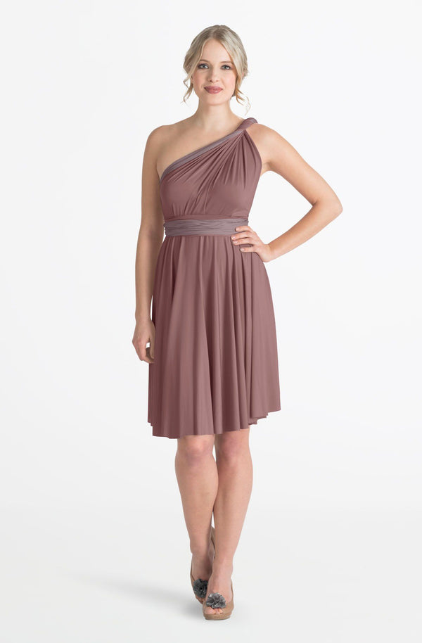 Convertible Dress - Reversible Sakura Midi Infinity Dress
