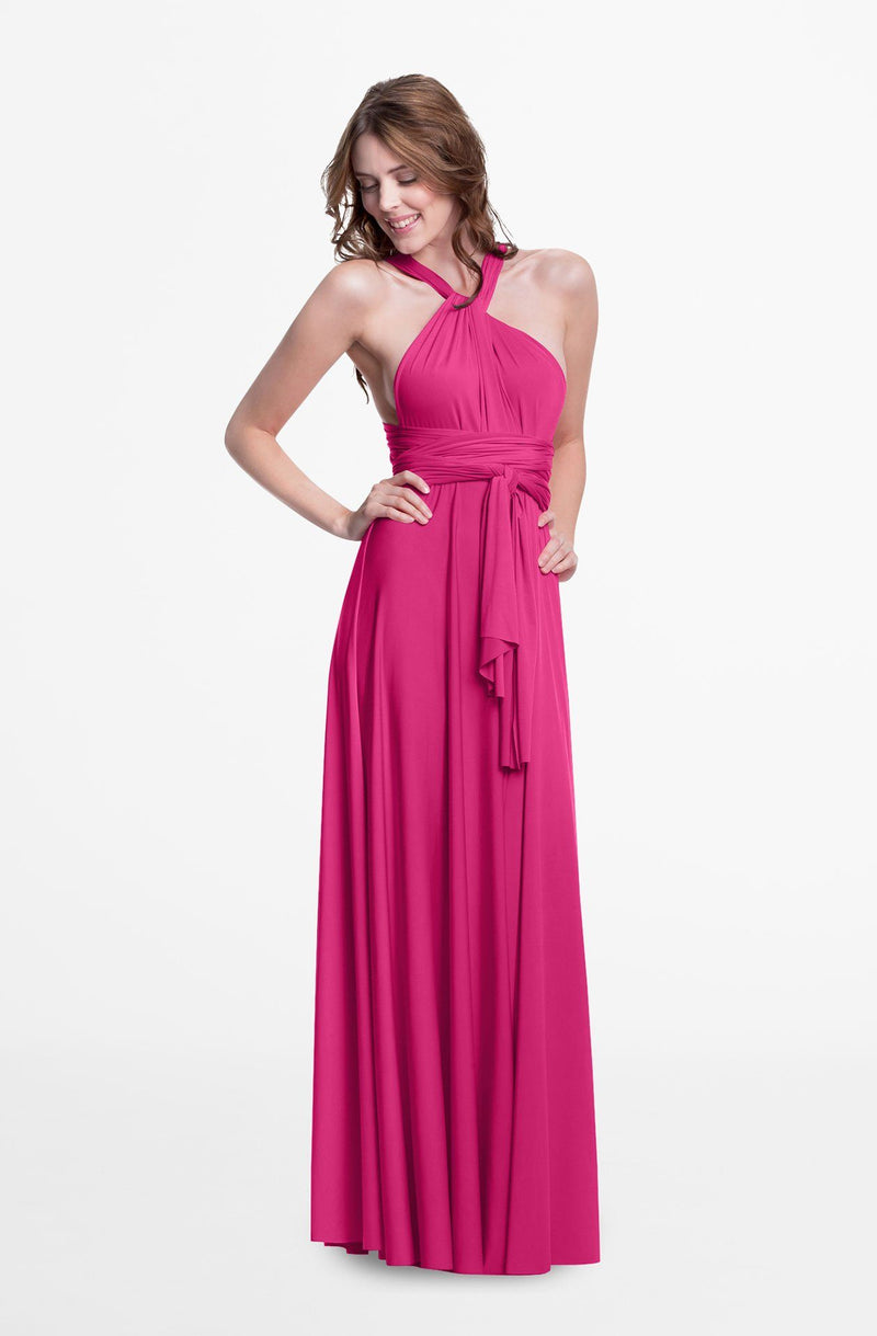 Convertible Dress - Sakura Maxi Infinity Dress - Clearance