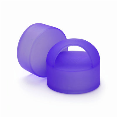 LOOP : Royal Purple Silicone Caps