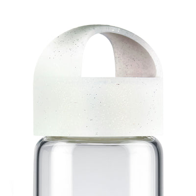 Loop - LIMITED EDITION Diamond White Silicone Loop for ViA Gem-WAter Bottle by VitaJuwel