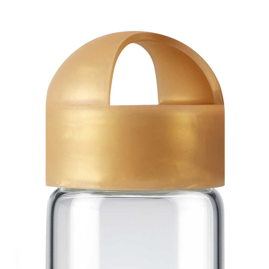 Loop - LIMITED EDITION Liquid Gold Loop for ViA Gem-Water Bottle by VitaJuwel