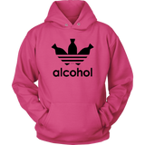 ALCOHOL HOODIE