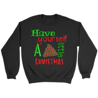 SHITTY X-MAS SWEATER