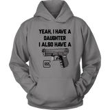 GLOCK AND DAUGHTER HOODIE