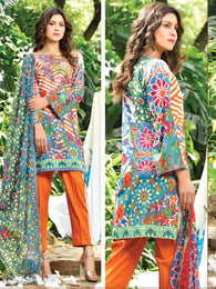 Pakistani Cotton Salwar Suits ID0987