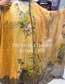 Bisma Cotton Lawn ID02100 (Pakistani)
