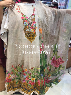 Bisma Cotton Lawn ID02096 (Pakistani)