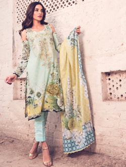 Pakistani Cotton Salwar Suits ID0919