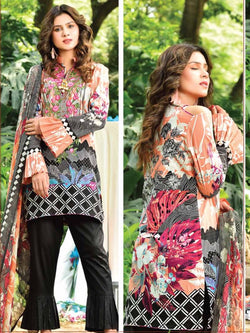 Pakistani Cotton Salwar Suits ID0982