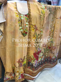 Bisma Cotton Lawn ID02098 (Pakistani)