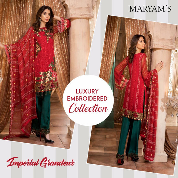 Luxury Maryam's Gold ID02083 (Pakistani)