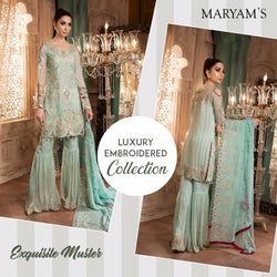 Luxury Maryam's Gold ID02084 (Pakistani)