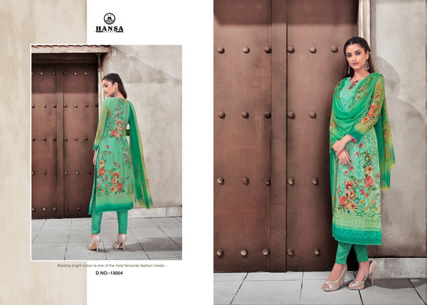 Hansa Georgette Salwar Kameez ID02126 (Indian)