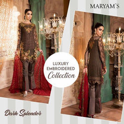 Luxury Maryam's Gold ID02079 (Pakistani)