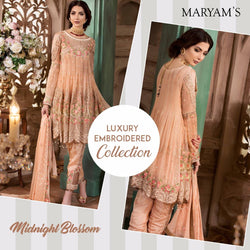 Luxury Maryam's Gold ID02080 (Pakistani)