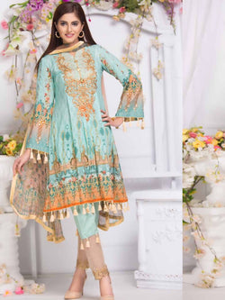 Pakistani Cotton Salwar Suits ID0870