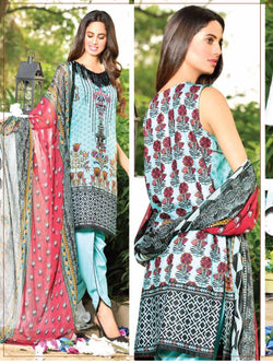 Pakistani Cotton Salwar Suits ID0978