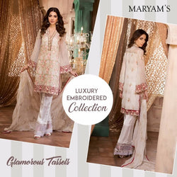 Luxury Maryam's Gold ID02086 (Pakistani)