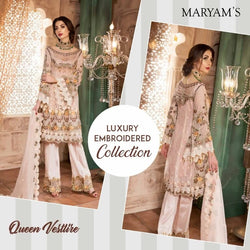 Luxury Maryam's Gold ID02087 (Pakistani)