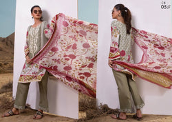 Firdous Cotton Embroidered Lawn ID02037 (Pakistani)