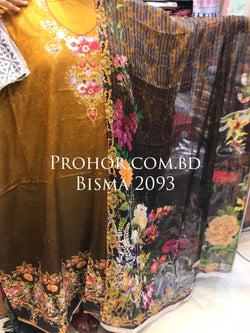 Bisma Cotton Lawn ID02093 (Pakistani)