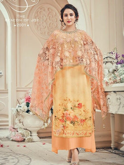 Georgette Salwar Suits ID0886