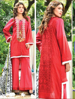 Pakistani Cotton Salwar Suits ID0986