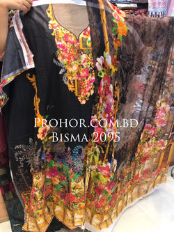 Bisma Cotton Lawn ID02095 (Pakistani)