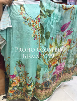 Bisma Cotton Lawn ID02099 (Pakistani)