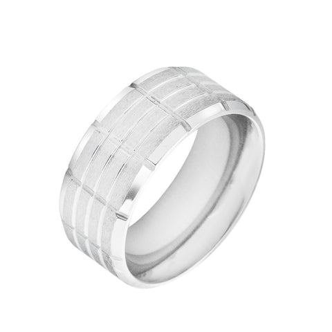 Ribbed Section Ring