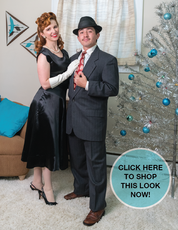Holiday Style Guide The Hop 1940s Ball