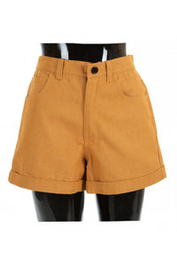 Tailor & Twirl High Waisted Shorts