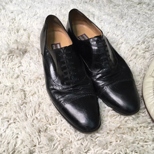 Vintage Men's Shoes - Black