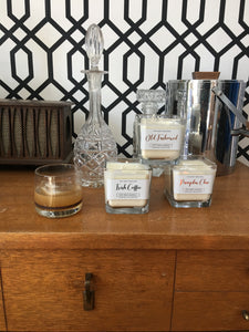 Craft Beer Babe Cocktail Candles