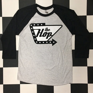 The Hop Raglan