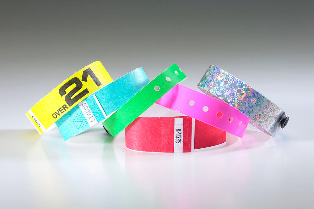 The Differences Between Wristband Types