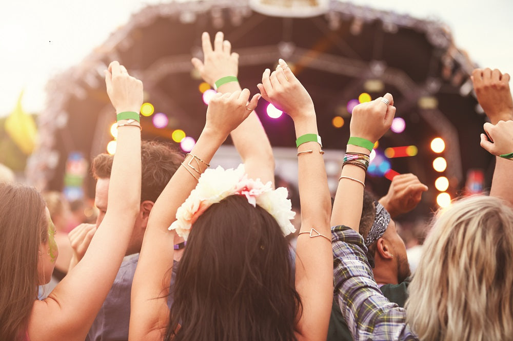 Heighten Security, Brand Awareness, and Boost Sales at Concerts