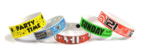 New Year's Wristbands