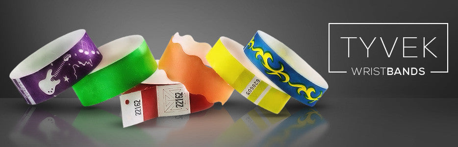 picture relating to Tyvek Wristbands Printable named Tyvek Wristbands: Order Paper Bracelets for Occasions, Inventory