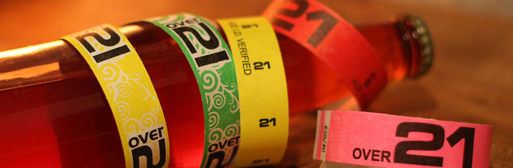 Top Five Reasons to Use Bar Wristbands