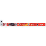 "Superband® Expressions Plastic Wristbands 3/4"" Over 21 Design 4029 (500/Box) - Wristbands.com"