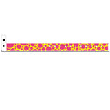 "Superband® Expressions Plastic Wristbands 3/4"" Bubble Explosion Design 4060 (500/Box) - Wristbands.com"