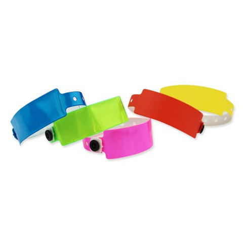 "Vinyl 1"" Wristbands 420P - 500/Box - Wristbands.com, The No.1 Wristband Store in the World"