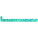 "Holographic Plastic Wristbands 3/4"" Confetti Design 4800 (500/Box) - Wristbands.com"