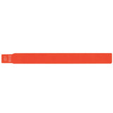 "ScanBand® S Direct Thermal 1 1/8"" Wristbands - 7445SL - Light Red - 500/Box"